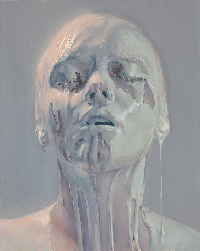 Ivan Alifan ,ambiguous figurative paintings #artpeople